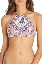 Billabong Women's Free Waves Reversible Bikini Top