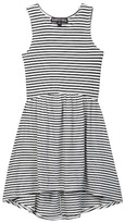 Trixxi Knit Tie Front Tank Dress (Big Girls)