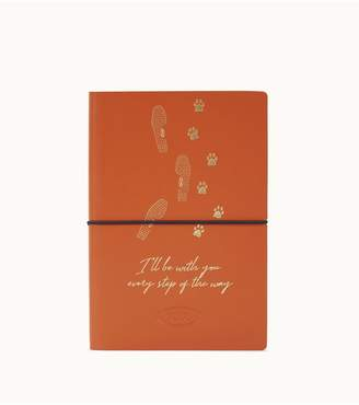 Tod's Tods Notebook In Leather