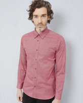 Ted Baker Geo print cotton shirt
