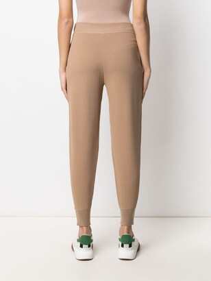 Stella McCartney Cropped Track Pants