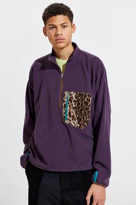 Monkey Time Fleece Half-Zip Sweatshirt