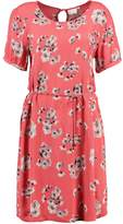 Kaffe ELAIN Summer dress raspberry