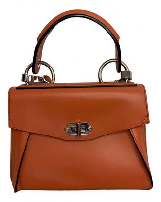 Proenza Schouler Hava Orange Leather Handbags