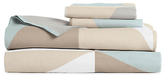 Design Within Reach DWR Diamond Percale Sheet Set