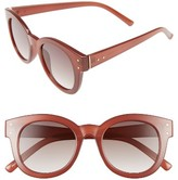 BP Women's 47Mm Sunglasses - Rust