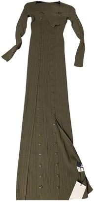 Jacquemus Khaki Dress for Women