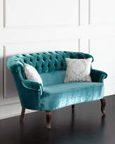Haute House Lulu Tufted Settee