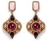 Erickson Beamon 'Hunky Dory' cabochon earrings