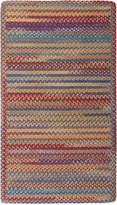 Capel Area Rug, American Legacy Rectangle Braid 0210-950 Primary Multi 8' x 11'