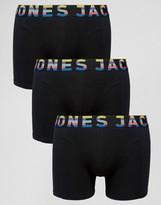 Jack & Jones Trunks 3 Pack