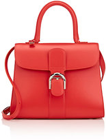 Delvaux Women's Brillant MM Satchel-Red