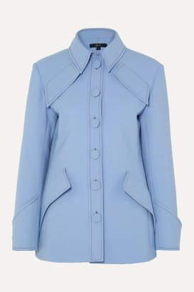 Ellery Anti Hero Cady Jacket - Blue