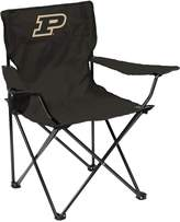 NCAA Outdoor Logo Brand Purdue Boilermakers Portable Folding Chair