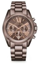 Michael Kors Bradshaw Sable IP Stainless Steel Bracelet Watch