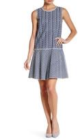 Vivienne Tam Embroidery Patchwork Dress