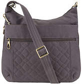 Travelon Anti Theft Quilted Crossbody withExpansion