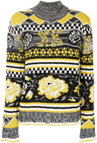 MSGM patterned jumper