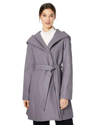 Jessica Simpson Women's Wrap Wool Coat