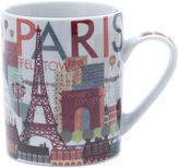 JCP Paris Cityscape Mug