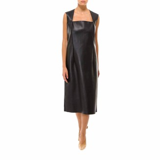 Bottega Veneta Sleeveless Midi Dress