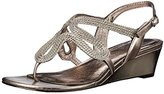 Adrianna Papell Women's Carli Wedge Sandal