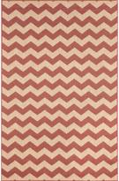 Liora Manné Geometric Stripe Outdoor Rug (3'3X4'11)