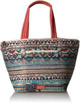 Sakroots Kota Reversible City Tote
