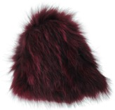 Yves Salomon Wool Winter Hat