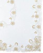 "Sferra Armina 72"" x 144"" Tablecloth & 12 Napkins"