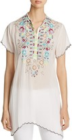 Johnny Was Livana Embroidered Tunic