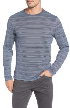 Robert Barakett Darnley Long Sleeve Crewneck T-Shirt