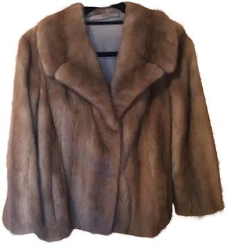 Non Signé / Unsigned Non Signe / Unsigned Fur Jacket for Women Vintage
