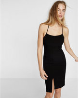 Express t-back dress