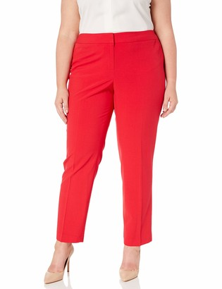 Nine West Women's Plus Size Strech Skinny Pant