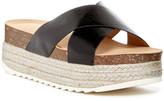 Nature Breeze Gage Platform Sandal