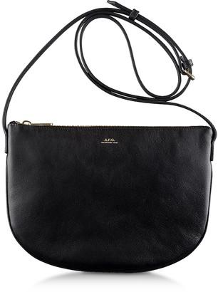 A.P.C. Maelys Leather Shoulder Bag