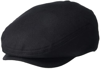 Brixton Hooligan LW Snap Cap (Black) Caps