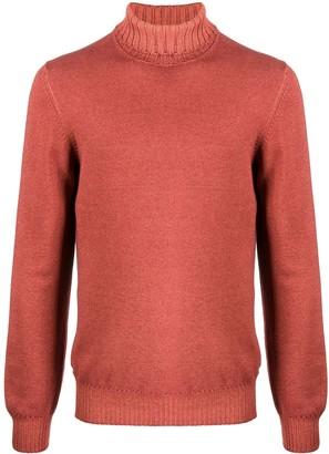 Tagliatore Roll-Neck Knitted Jumper