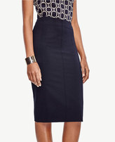 Ann Taylor All-Season Stretch Pencil Skirt