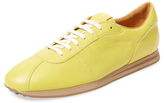 Tod's Leather Low Top Sneaker