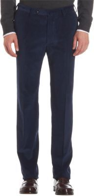 Incotex Straight Leg Cord Pants