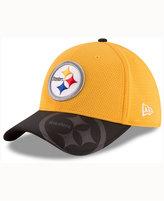 New Era Pittsburgh Steelers Sideline Classic 39THIRTY Cap