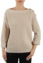 Gerard Darel Luhan Button-Detail Sweater