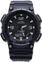 Casio Men's AQS810W-2A2V Tough Solar Power Analog Watch