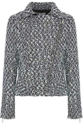 Lanvin Metallic Boucle-tweed Jacket