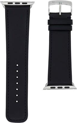 Jean Rousseau Leather Apple Watch Strap (42mm)