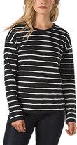 Vans Ash Street Long Sleeve T-Shirt