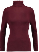 Zimmermann Karmic Wool And Cashmere-Blend Turtleneck Sweater