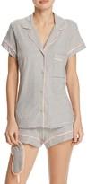 Eberjey Naval Stripes Short Pajama Set - 100% Exclusive